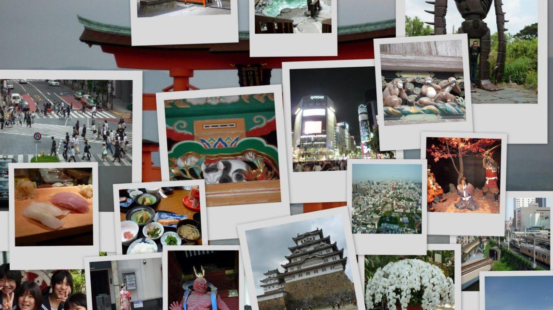 Le voyage au Japon de mai 2009