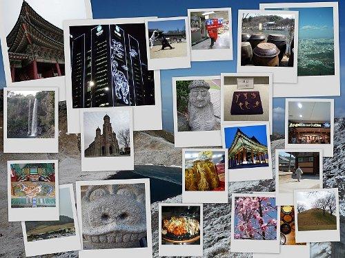 Le voyage en Corée d'avril 2010