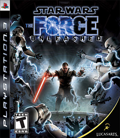 Star Wars : The Force Unleashed @ Playstation 3