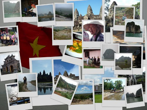 Le voyage au Vietnam et au Cambodge de novembre 2010