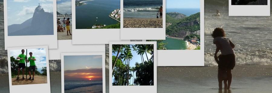 Le voyage à Rio de décembre 2011
