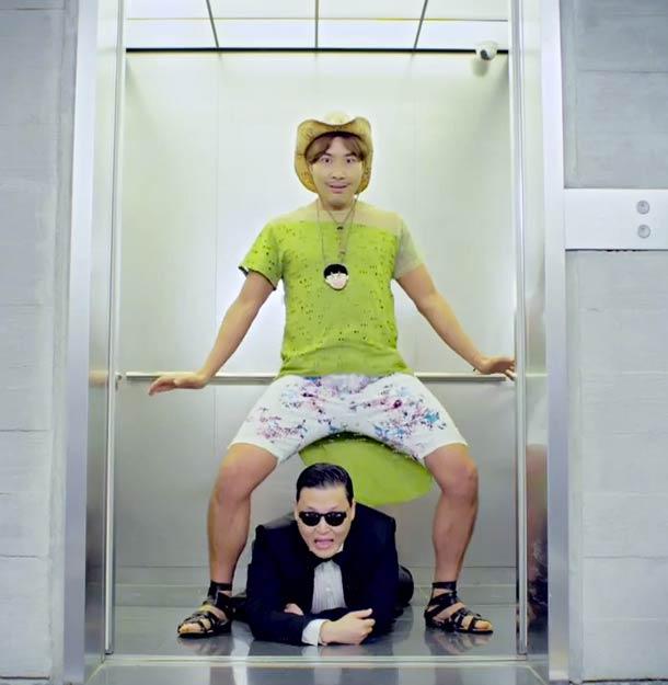Psy – Gangnam Style : Je suppose que tout le monde connaît déjà ?