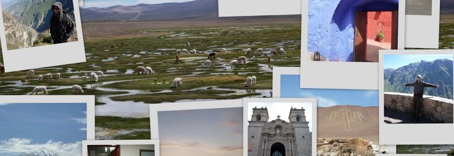 Le voyage au Pérou d'avril 2012