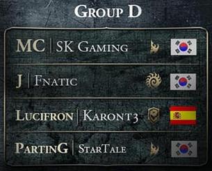 Iron Squid 2 : Groupe D
