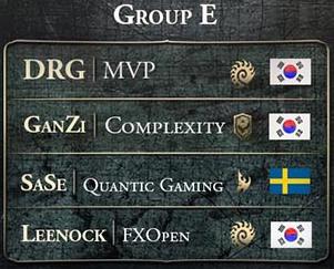 Iron Squid 2 : Groupe E