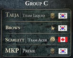 Iron Squid 2 : Groupe C