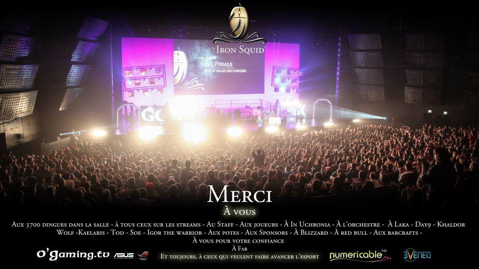 Iron Squid 2 @ Palais des Congrès – Paris – 26/01/2013