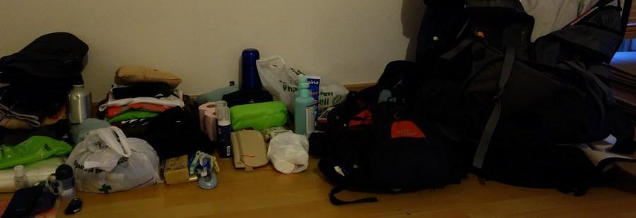 Nos sacs de voyage