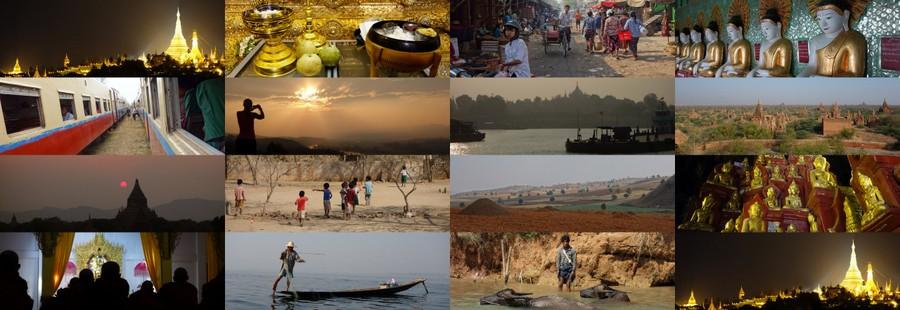 Fin du séjour en Birmanie – 5 mars 2013