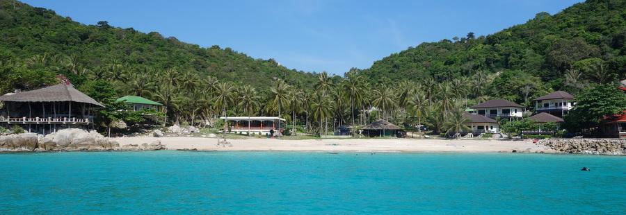 Koh Tao – du 18 au 23 mars 2013