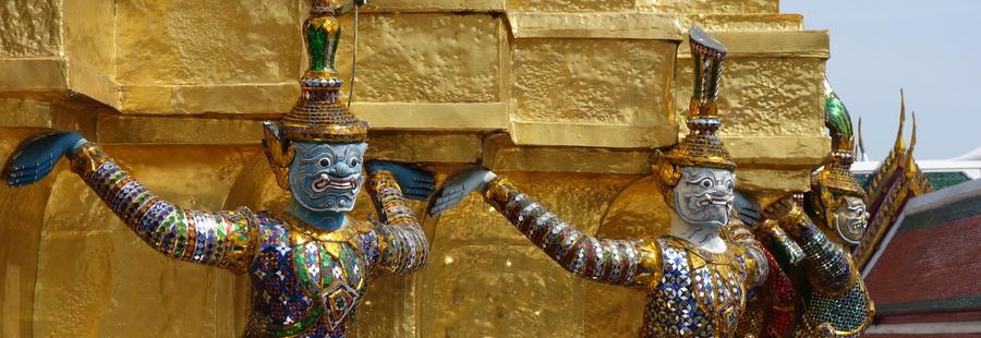 Bangkok – du 24 au 26 mars 2013