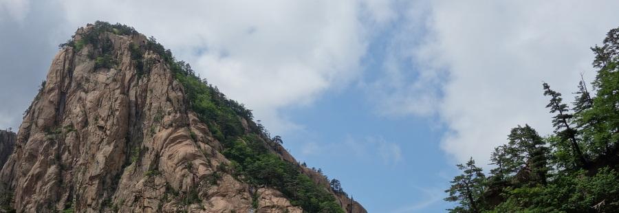 Seoraksan – 24 au 28 juin 2013