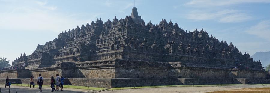 Borobudur – 14 août 2013