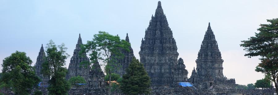 Prambanan – 15 août 2013