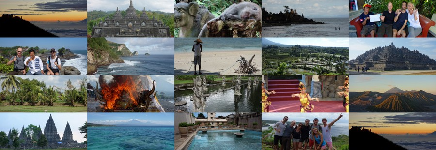 Fin du séjour en Indonésie – 28 août 2013