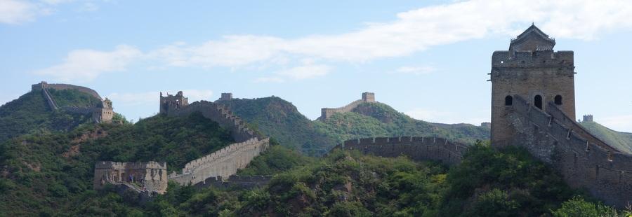 Jinshanling – 10 septembre 2013