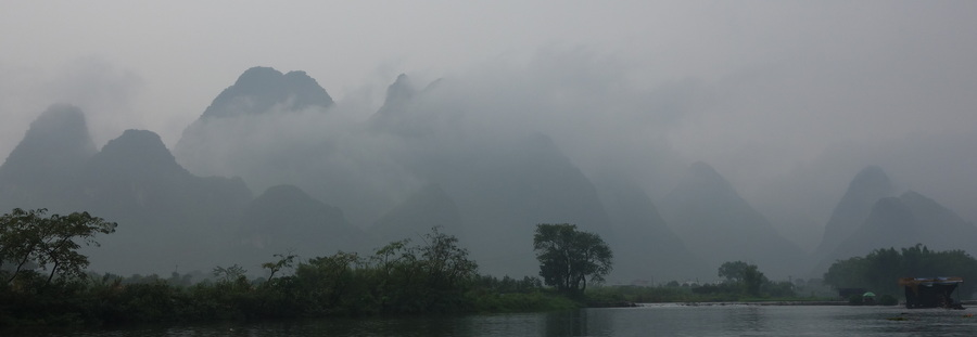 Guilin – 22 au 24 septembre 2013