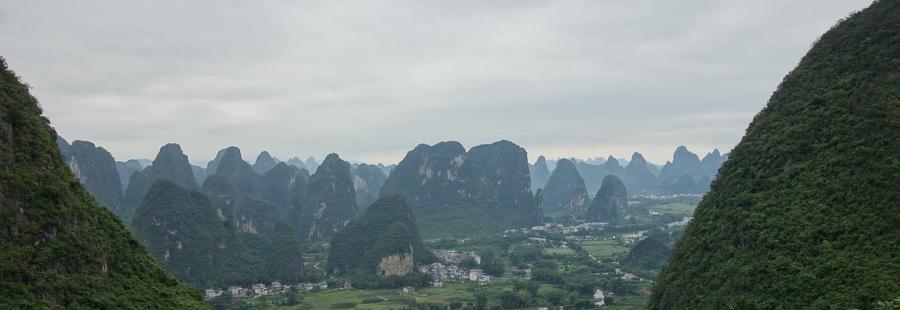 Yangshou – 25 septembre 2013