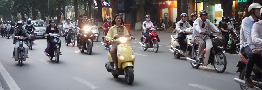 Hanoi – 22 octobre 2013