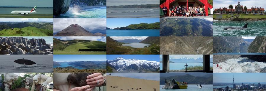 Fin du séjour en Nouvelle-Zélande – 15 décembre 2013
