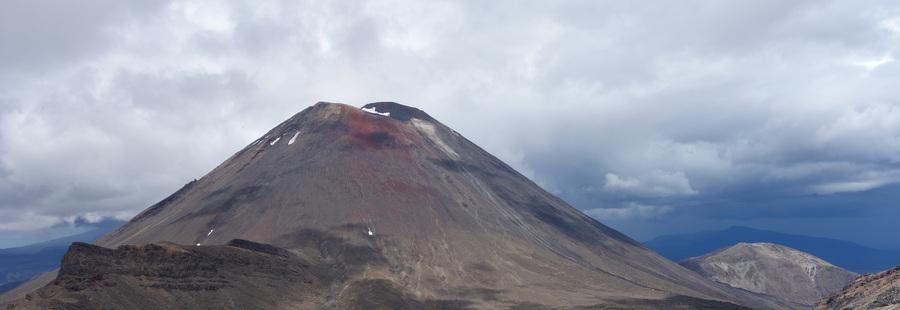 De Whakahoro à Tongariro – 19 novembre 2013
