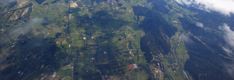 De Wellington à Marahau (Abel Tasman) – 21 novembre 2013