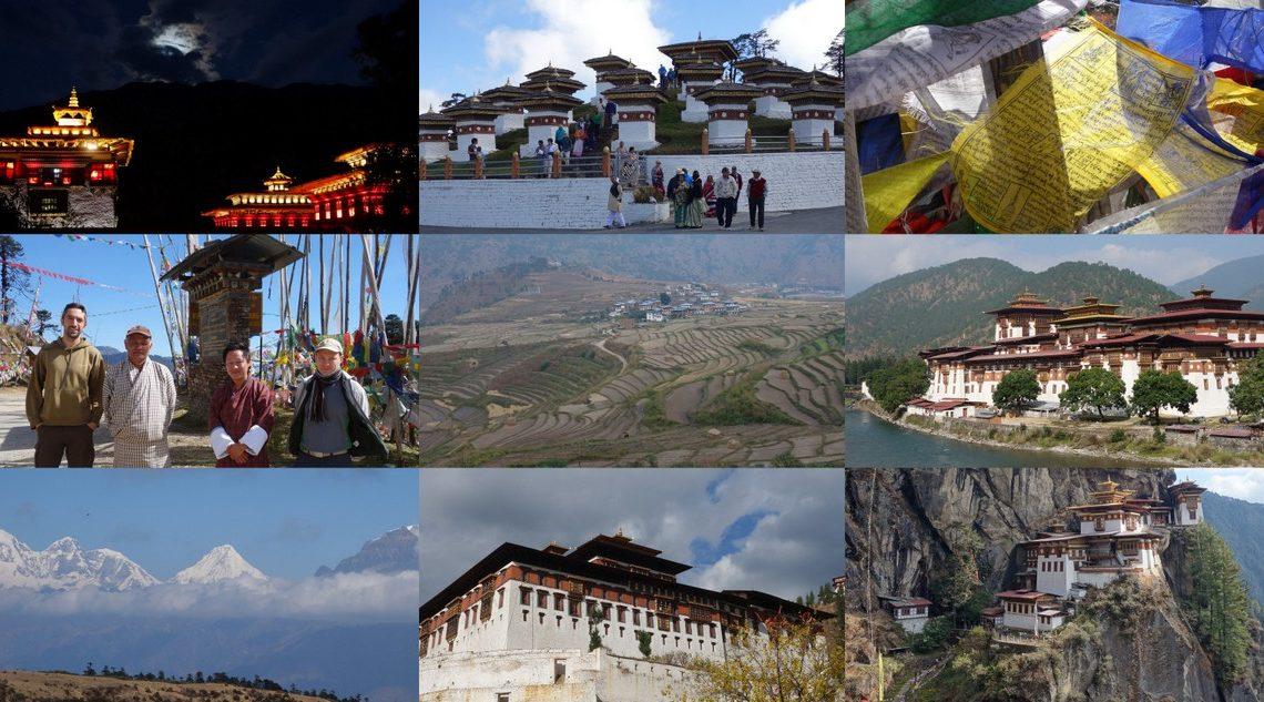 Fin du séjour au Bhoutan – 21 novembre 2014