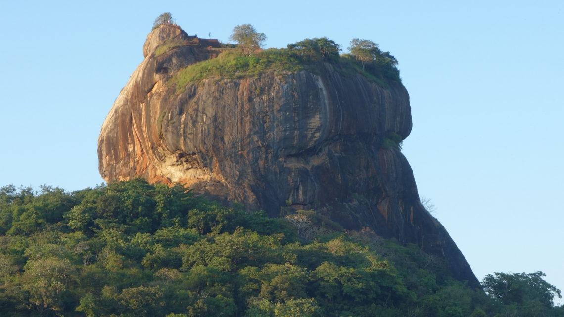 De Sigiriya à Polonnaruwa – 24 février 2016
