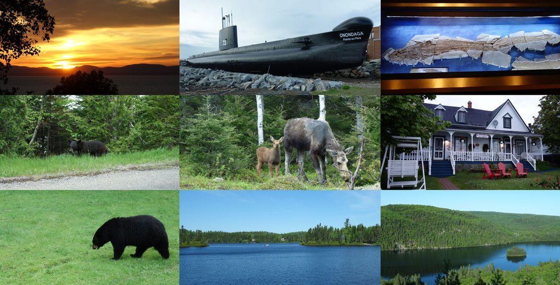 Fin du séjour au Canada – 29 juin 2018