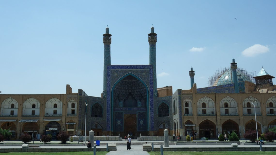 Ispahan – 2 juin 2019