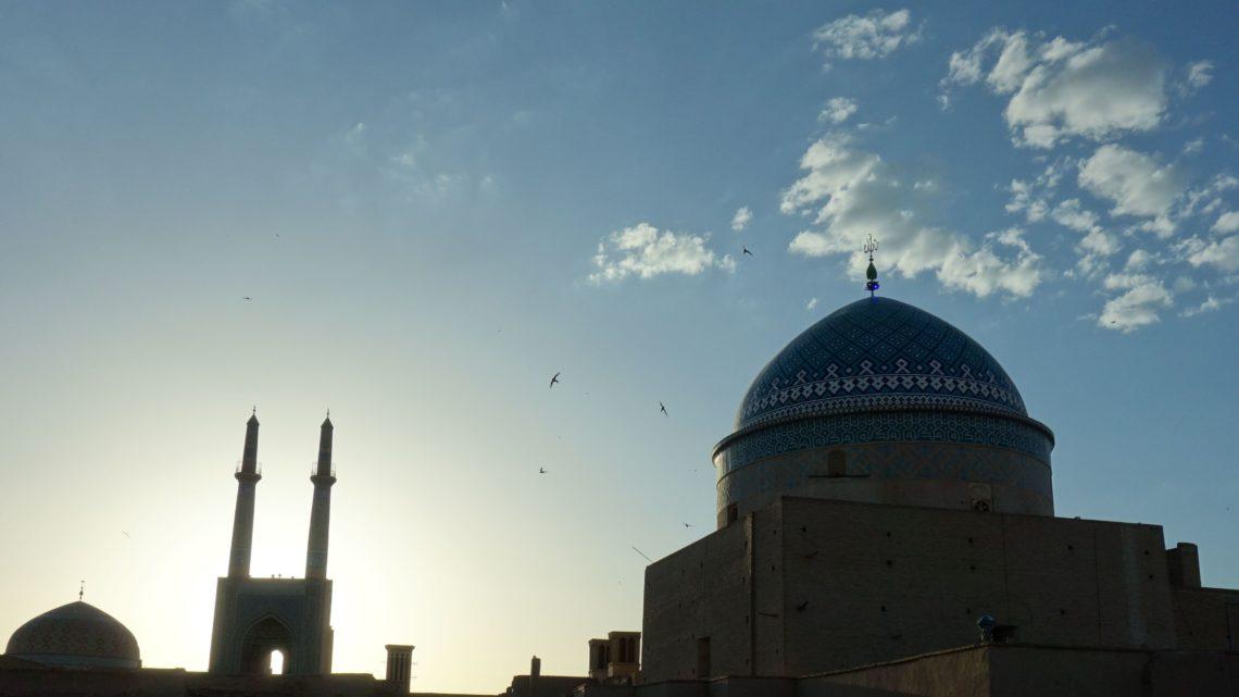 Bayazeh et Kharanaq – 6 juin 2019