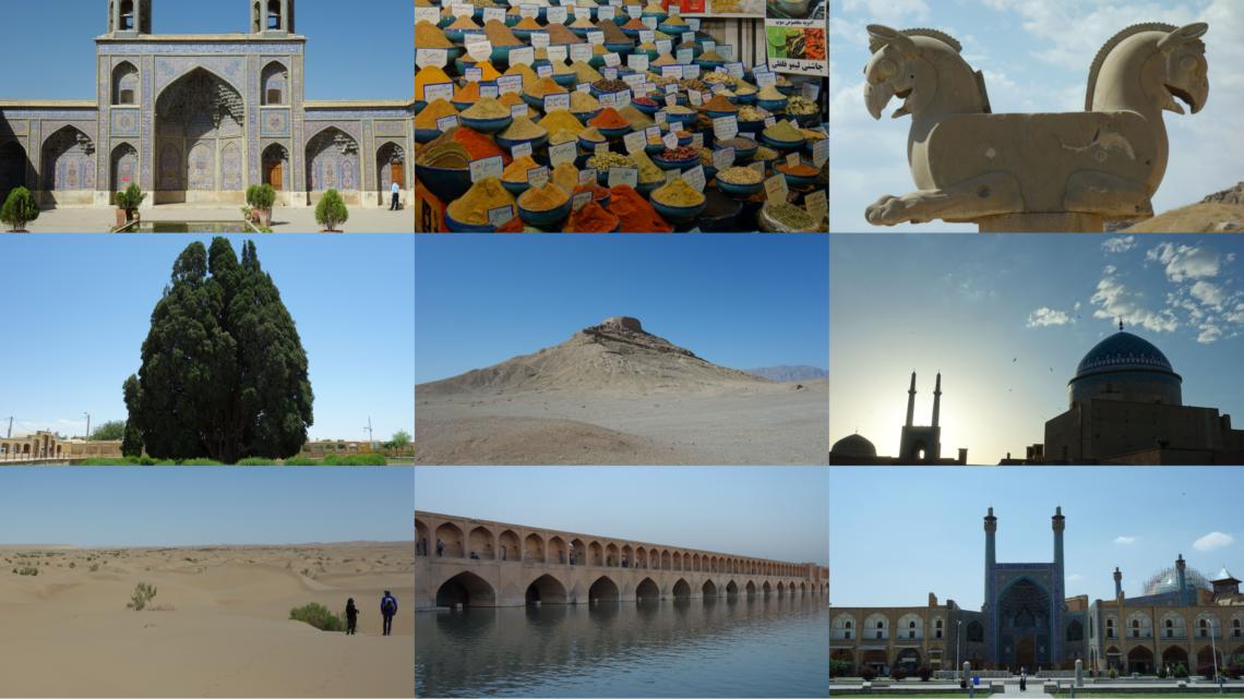 Fin du séjour en Iran – 12 juin 2019