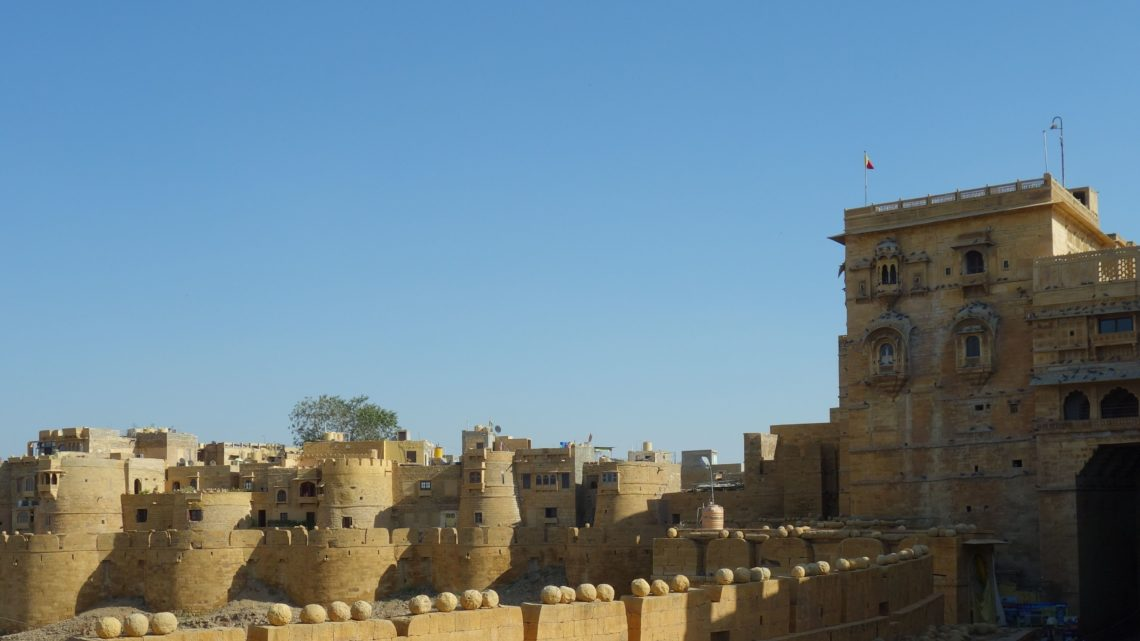Jaisalmer – 2 mars 2020