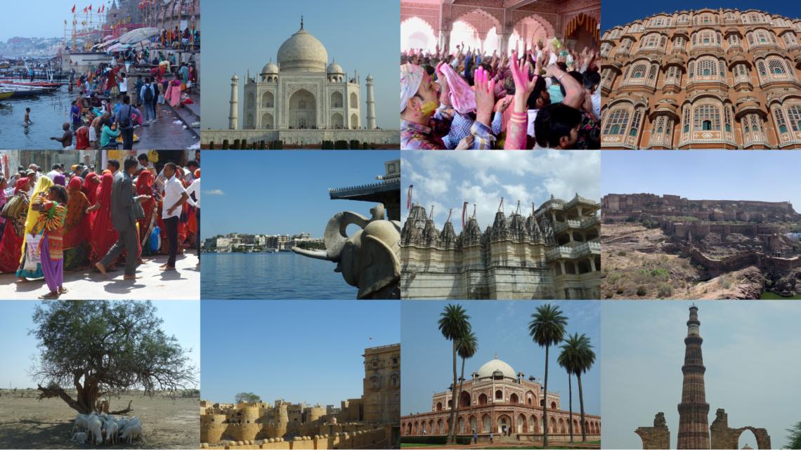 Fin du séjour en Inde – 15 mars 2020